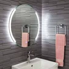 bathroom mirrors. Pretty Bathroom Mirrors With Lights Attached Vasari Meridiana Led Mirror Product 32030 Gallery Uy5u Default M B