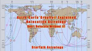 Relocation Astrology Free Chart