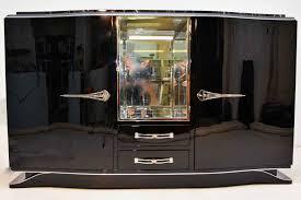 Art Deco Barschrank Klavierlack B100xh140xt45 Cyk Art Deco