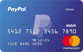 Step by step on how to transfer your remaining gift card (credit card) balance to paypal account Paypal Prepaid Mastercard Paypal Prepaid