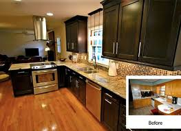 bathroom cabinet refacing before and after. Cabinet Refacing Gallery Cabinets, Kitchen, And Bathroom Before After T