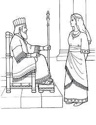 Esther Coloring Pages Queen Esther Coloring Page Digital Art Gallery