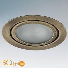 Купить встраиваемый <b>светильник Lightstar</b> Mobi <b>003201</b> с ...