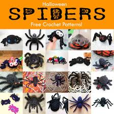 Crochet Halloween Patterns Magnificent Decorating Design