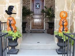 Fearsome Outdoor Halloween Decoration Featuring Halloween Garden ...