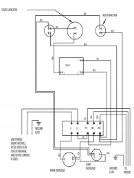 deep well pump wiring diagram wiring diagrams permanent split capacitor motor wiring diagram figure 1 2 at in rh ytech me well pump electrical diagram three wire well pump diagram