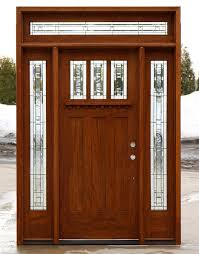 craftsman style front doorCraftsman Style Front Doors With Glass
