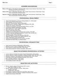 Resume Internships Templates Memberpro Co Career Objective For