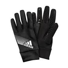 Adidas Fieldplayer Climaproof Soccer Gloves Black