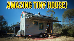 Small Picture Amazing Off the Grid Tiny House on Wheels YouTube