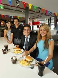 fine dining proper table service. from fast food to fine dining: nsw maccas offer table service in world first trial dining proper