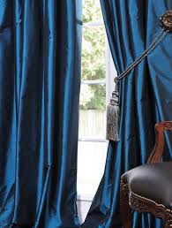 azul faux solid taffeta ds decorative silk valances curtain panels half ds