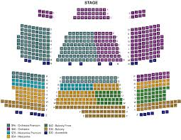 Fred Kavli Theatre Detailed Seating Chart Trip The Light Fantastic New West Symphony