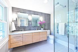 Bathroom Upgrade Gorgeous Renovating How Much Does A Bathroom Renovation Cost OpenAgent