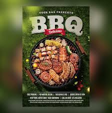 Barbecue Flyers 25 Bbq Flyer Psd Templates Free Premium Designyep