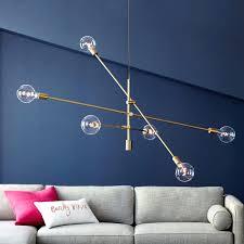 westelm lighting. Simple Westelm Mobile Pendant Chandelier West Elm Grand  Lighting Intended Westelm Lighting C