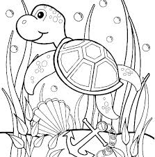 Sea Turtle Coloring Page Jr Pages Shy Guy Sheets Help Cute Ninja