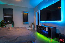 hue lighting ideas. Philips Hue Lighting TV And Shelf Ideas L