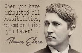 Thomas Edison Quotes New Thomas Edison Quotes