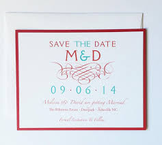 Red Save The Date Cards Red Wedding Save The Date Cards Aqua Save The Date Card Scroll Save The Dates Turquoise Save The Dates Elegant Save The Date Invitations