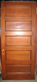 5 panel wood interior doors. Solid Wood Interior Doors For Sale 5 Panel Five Antique Door N