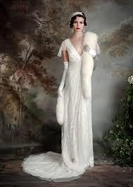 eliza jane howell beaded and embellished art deco inspired wedding dresses