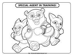 Small Picture Disney Junior Coloring Pages zimeonme