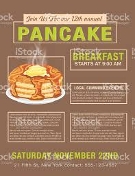 pancake breakfast poster template stock vector art istock pancake breakfast poster template royalty stock vector art