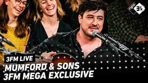 Mumford Guiding Light Mumford Sons Plays Guiding Light Woman Wild Heart Only Love More 3fm Live Npo 3fm