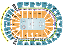 Nationwide Arena Seating Chart Rows Seat Numbers And Club