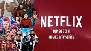 Top 20 Sci-Fi Movies and TV Series on Netflix - What's on Netflix