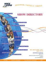 Ipc Apex Expo 2011 Show Directory By Ipc Issuu