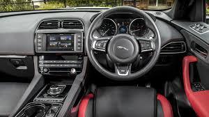jaguar f pace s interior