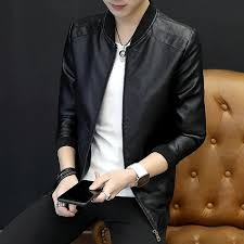 2019 2018 new men s leather jacket design stand collar coat men casual motorcycle leather coat mens jackets windbreaker coats from rachaw 30 32 dhgate