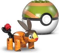 Mega Construx Pokemon Nest Ball 13 Tepig Gruikui Floink GVK54: Amazon.de:  Toys & Games