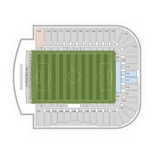 San Jose Earthquakes Seating Chart Map Seatgeek