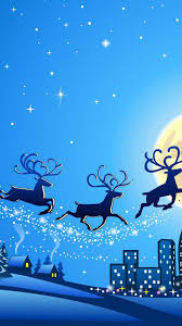 christmas iphone 6 wallpaper. Perfect Wallpaper Reindeers Christmas IPhone 6 U0026 Plus Wallpaper With Iphone P