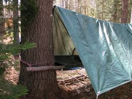 File:Pole tarp and rope shelter 4855.JPG - Wikimedia Commons