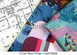 Interior Design Interior Design Samples Of Paint And Curtain Delectable Blueprint Interior Design Painting