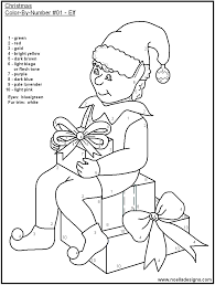 And, if you don't feel like coloring, you can also just print these bookmarks out in. Free Printable Christmas Color Coloring Home