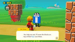 Mr. Eraser - Super Mario Wiki, the ...