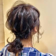 デートの時の女性のヘアアレンジ24選ロングミディアムショート別 Cuty