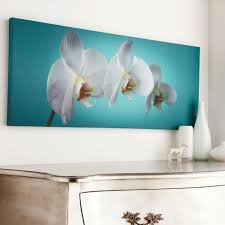 amazon teal orchid canvas wall decor stickers on graham and brown wall art amazon with amazon teal orchid canvas wall decor stickers master