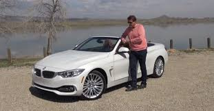 Coupe Series bmw 435i 2015 : 2015 BMW 435i Convertible Review - autoevolution