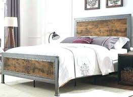 Industrial bedroom furniture Custom Metal Wood Industrial Bedroom Furniture Industrial Bedroom Furniture Modern Metal Queen Size Wood And Bed For Industrial Bedroom Furniture Set Good Christian Decors Industrial Bedroom Furniture Industrial Bedroom Furniture Modern