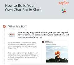 Slack Quote Classy How To Build A Slack Bot In 48 Minutes
