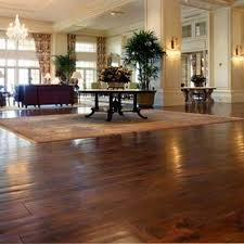 Proxima Collection 12MM Distressed Antique Walnut Laminate Flooring