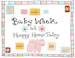 Super Fun Baby Shower Games - Happy Home Fairy