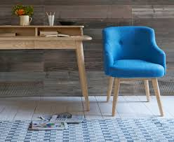 upholstered office chairs. Simple Office Smudge Office Chair In Our Sherbert Blue Wool Inside Upholstered Office Chairs
