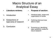 what is an analytical essay structure how to write a critique what is an analytical essay structure